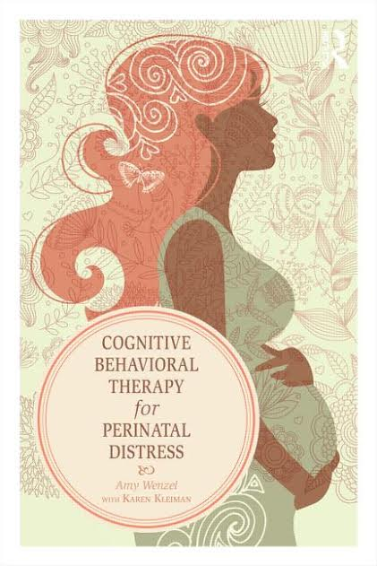 Cognitive Behavioral Therapy for Perinatal Distress book cover
