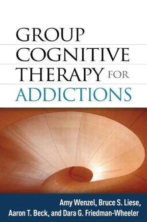 Group Cognitive Therapy for Addictions book cover