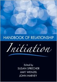 Handbook of Relationship Initiation book cover